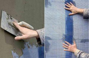Особенности стекловолоконной сетки